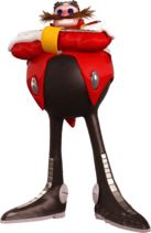 Sega Superstars Tennis Eggman