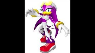Sonic Free Riders - Wave The Swallow Unused Voice Sound