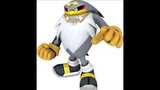 Sonic Free Riders - Storm The Albatross Unused Voice Sound