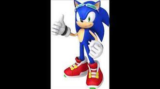 Sonic Free Riders - Sonic The Hedgehog Unused Voice Sound