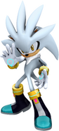 Sonic 2006 Silver