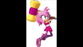 Sonic Dash 2 Sonic Boom - Amy Rose Voice Clips