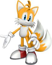 Sega Superstars Tennis Tails