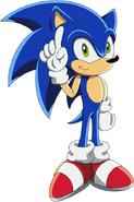 Sonic series sonic 2D