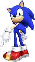 Sega Superstars Tennis Sonic