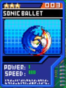 SonicBallet