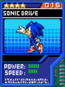 SonicDrive