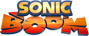 Sonic boom logo remade by nuryrush-d8rbc61