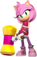 Amy Sonic Boom 2