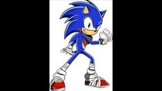 Sonic Boom Sonic Synergy - Sonic The Hedgehog Voice
