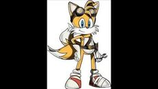 Sonic Boom Sonic Synergy - Miles ''Tails'' Prower Voice