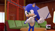 Sonic boom sonic 08