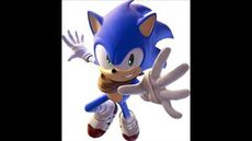 Sonic Boom Fire & Ice - Sonic The Hedgehog Voice
