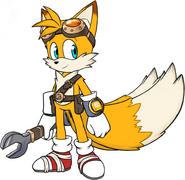 SB Tails 2D