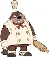 Sonic Chef Woody