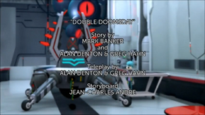 Double Doomsday title card