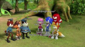 Sonic Boom S2E7 ITMH