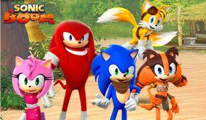 Sonic boom gang