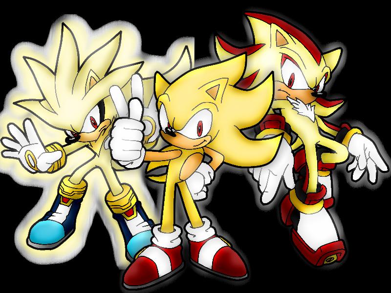 Sonic Shadow Silver Random Girls And Boys 24407449 800 600 1