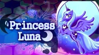 MLP Fighting is Magic Princess Luna Stage Theme FAN MADE(Sonic Heroes Song Instrumental)