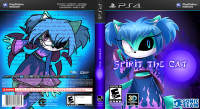 Spirit the Cat Game