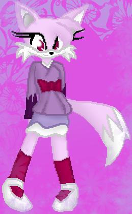 Unnamed fox shaded