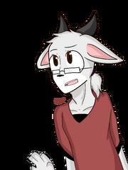 Benjamin The Goat