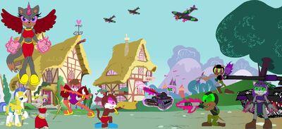 The battle for ponyville by jaredthefox92-d9btkj0.png
