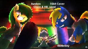 Awoken 16bit cover by the8bitbrony (Original by Glaze and H8 seed)