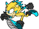 Zap the Hedgehog
