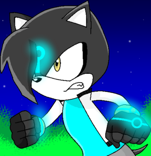 Future Sonic X yey wit background