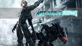 A Soul Can't Be Cut (Platinum Mix) - Metal Gear Rising Revengeance Vocal OST