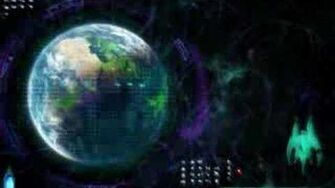 C&C 3 Tiberium Wars - Scrin Campaign Movie 1 Intro