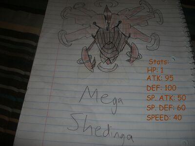 Mega Shedinja