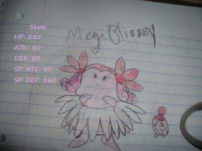 Mega Blissey