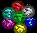 7 Esmeraldas do Caos