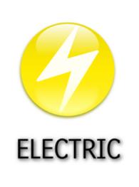 Electric Type Symbol by falke2009