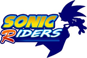 Sonic riders logo remade by nuryrush-d80kdn6