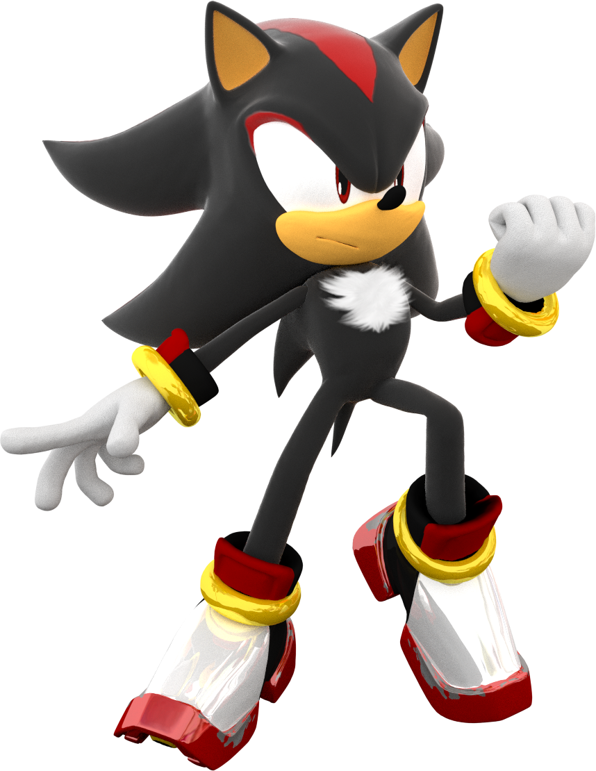 image shadow the hedgehog by super fox layer100 d7o83y6 png