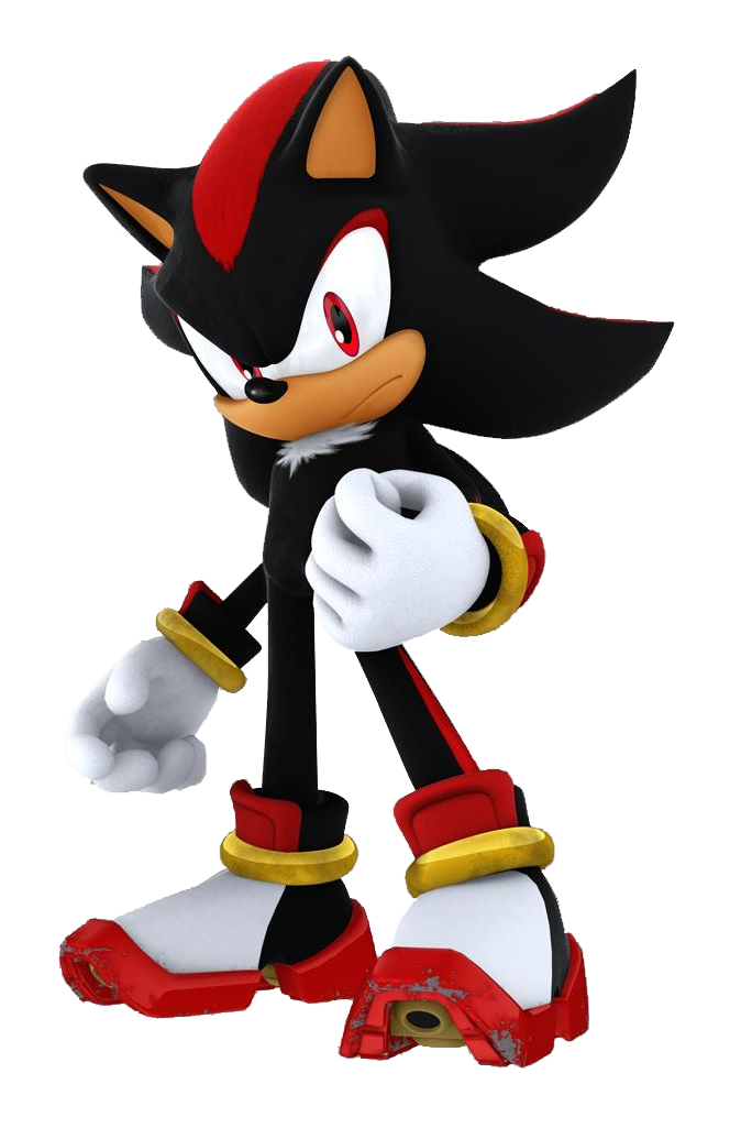 image shadow the hedgehog shadow and rouge 23179292 664 1025 png
