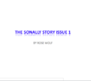 The SonAlly story issue 1