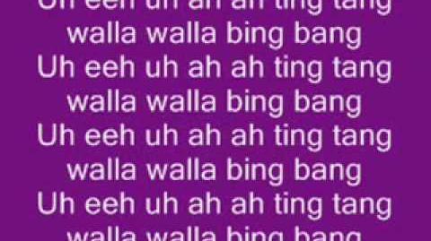 Witch Doctor lyrics-0