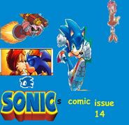 Sonics comic