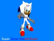 Chou Sonic Rocket Racer