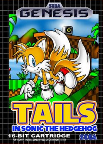 Miles Tails Prower In Sonic 1 Sonic The Hedgehog Games Wiki Fandom