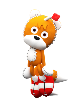 Tails Doll Sonic World Wiki Fandom