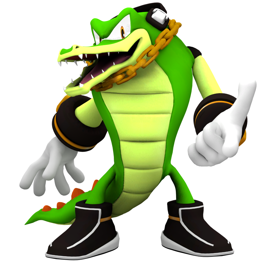 vector the crocodile sonic world wiki fandom powered by wikia rh sonic world fangame wikia com vector the crocodile sonic x vector the crocodile rom hack