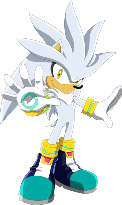 Silver the Hedgehog | Sonic X Project Wiki | FANDOM ...