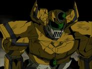 Ep72 Yellow Zelkova armor destroyed