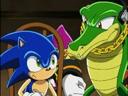 Sonic X - Season 3 - Episode 71 Hedgehog Hunt 501568